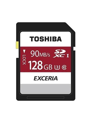 Toshiba 128Gb Sdxc Uhs-1 C10 U3 90Mb/Sn (Excerıa) Renkli